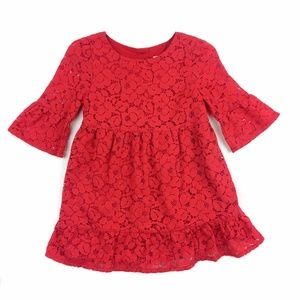 BabyGap Lace Overlay Dress & Bloomers